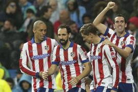 Torres da al Atlético el pase a cuartos de la Copa del Rey