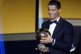 Cristiano Ronaldo, Balón de Oro de la FIFA