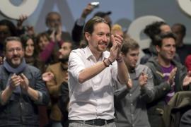 Iglesias a Sánchez: «Los que no vamos a pactar con el PP somos nosotros»