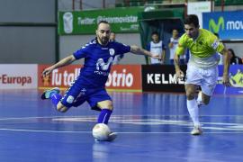 El Palma Futsal pierde ante el Inter Movistar