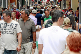 Balears recauda un 21 % más de IVA en 2014