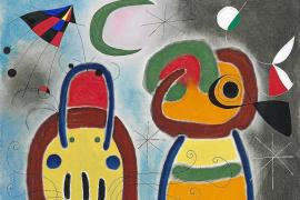 Miró apunta alto en el estreno de la temporada de subastas en Londres