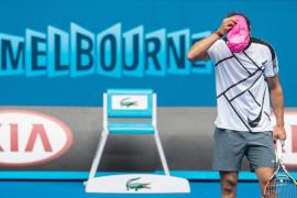 Rafael Nadal, contra lo desconocido y con la munición bajo mínimos
