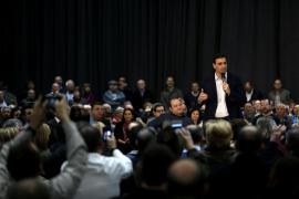 Sánchez ve al PSOE como la única «alternativa» ante el PP