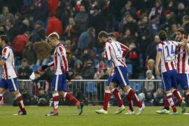 El Atlético supera con victoria una tarde gris