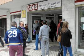 Balears empieza el año con casi 150.000 personas buscando trabajo