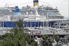Balears recibió 1,4 millones de cruceristas hasta noviembre