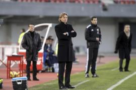 Karpin: «Felicito a los jugadores, a la afición y al palco, ahora parecemos un club»