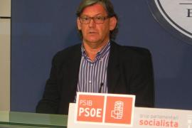 Thomàs tilda de «fracaso» la política económica de Bauzà