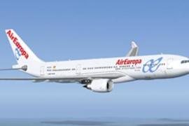 Air Europa operará a partir del 1 de Mayo seis vuelos por día entre Palma, Maó y Eivissa