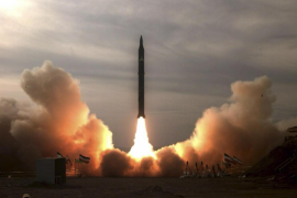 Irán prueba un misil capaz de llegar a Israel y a las bases de EEUU en el Golfo