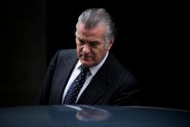 Impuesta una fianza de 200.000 euros a Bárcenas para salir de prisión