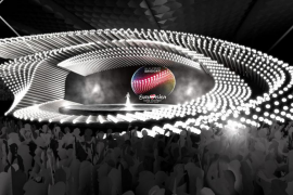 Los cantantes de Eurovisión 2015 actuarán en el centro de un gigantesco ojo