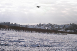 La CIA dice que el aumento de avistamientos de OVNIs fue asunto suyo