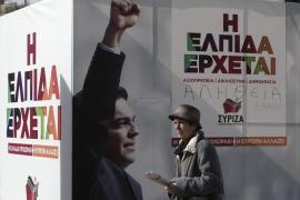 Syriza afianza su ventaja en los sondeos a solo cinco días de las elecciones