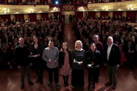 Los últimos Ciutat de Palma de esta legislatura se quedan sin premiar a la mejor novela