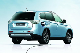 Mitsubishi cierra un excelente año con una subida del 53 %