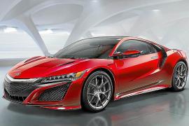 Acura presenta la nueva generación del  NSX