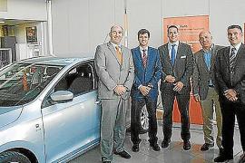 Blau Motors se une a la lista de concesionarios Das WeltAuto