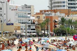 Los técnicos del Consell suspenden el plan de reforma de la Platja de Palma