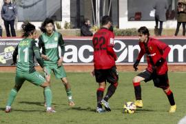 El Mallorca supera al Beijing Guoan de Manzano