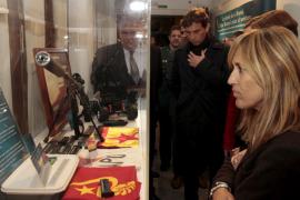 El rifle con el que ETA quiso asesinar al Rey en 1995 en Marivent vuelve a Mallorca