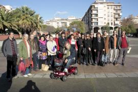 Candidatura de Podemos encabezada por Jarabo