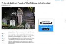 El 'New York Times' se hace eco de la polémica en California