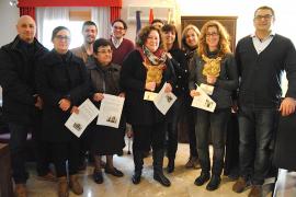 Manacor premia a las fachadas mejor decoradas durante Sant Antoni