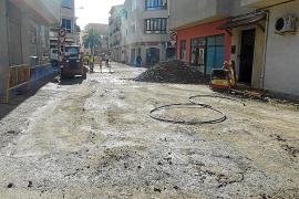 La rotura de una tubería deja sin agua más de diez horas a un sector de Manacor
