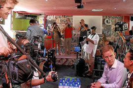 El 'talk show' británico sobre los excesos de Magaluf decepciona a la audiencia