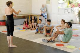 Jugando con Joan Miró