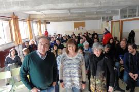 Armengol propone un pacto educativo «que devuelva la paz a las aulas»