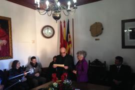El Ajuntament de Santa Maria proclama a Pere Rosselló como Hijo Adoptivo del municipio