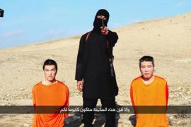 Japón condena la ejecución de uno de los rehenes nipones en manos de EI