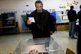 Las elecciones en Grecia transcurren con normalidad