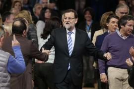 Rajoy no está dispuesto a que la corrupción oculte la gestión del PP