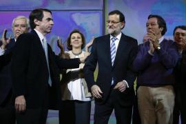 Rajoy ve al PP como único proyecto fiable frente a la «ruleta rusa» de Podemos y la incompetencia del PSOE