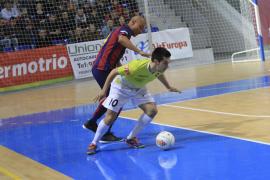 El Palma Futsal no puede con el líder