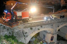 Hallan el cadáver de un indigente mordido por las ratas bajo un puente en Palma