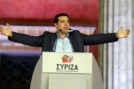Syriza se queda al borde de la mayoría absoluta en las elecciones griegas