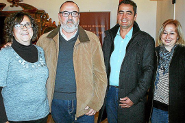 Ángel Aparicio presentó su nueva obra
