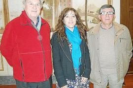 Entrega del Premi Llorenç Moyà en Can Gelabert