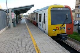 SFM suple con autobuses el cierre de la ruta ferroviaria Muro-sa Pobla