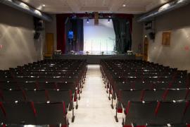 El Ajuntament de Binissalem reforma el teatro municipal