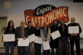 III premios de la Associació de Periodistes i Escriptors Gastronòmics de Balears