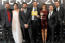 «La isla mínima» y «Carmina y amén», triunfan en los Premios Feroz 2015