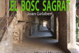 Joan Gelabert presenta su libro 'El bosc sagrat'