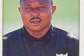 Fallece Wilfred Agbonavbare, portero del Rayo en la década de los noventa