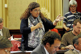 El PSIB acusa al PP de usar métodos ilegales para cambiar los Presupuestos